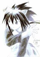 Kotaro Fanart by Alexis-n-Pony