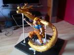 Figurine Dragon Ball Z - Son Gok Ryken