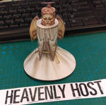 Heavenly Host from Dr. Who