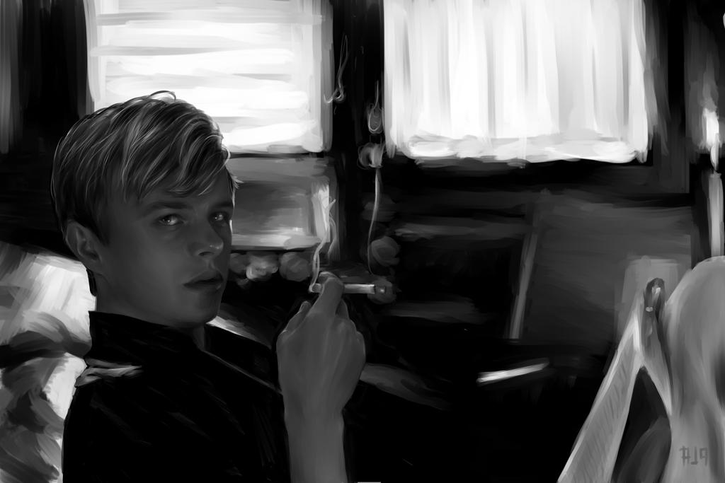Lucien carr by alpregrade