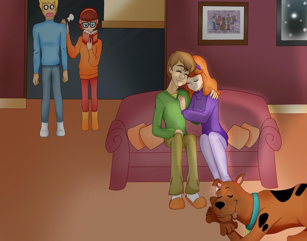 Scooby Doo Daphne And Shaggy Daphne Scooby Doo Fan ...
