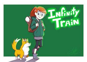 Infinity Train by AmandaHenriquez