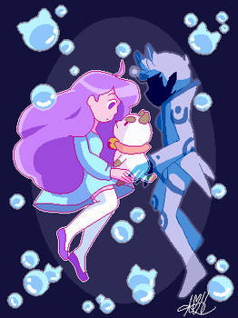 (Pixel) Bee and Puppycat