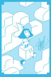 Pixel Art Challenge #03 by AmandaHenriquez