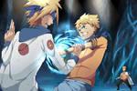 Koyuki vs Shinachiku- Naruto OCT Round 1 by T4iki