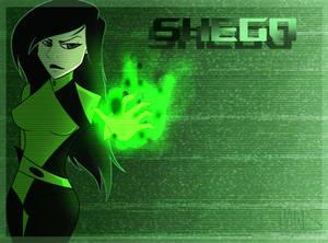 Shego [+SPEEDPAINT]
