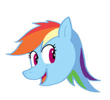 Rainbow Dash by BIO675
