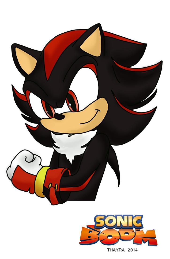 Shadow sonic boom by thayshad on deviantart - Sonic boom shadow ...