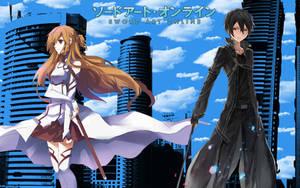 Sword Art Online by IkutoxZoi