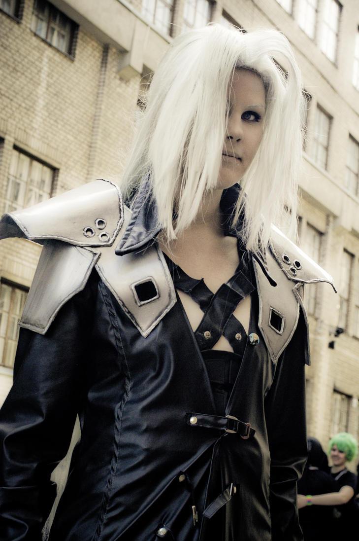 Sephiroth by kurokiakiko