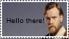 Obi-Wan Says Hello by hellovanity