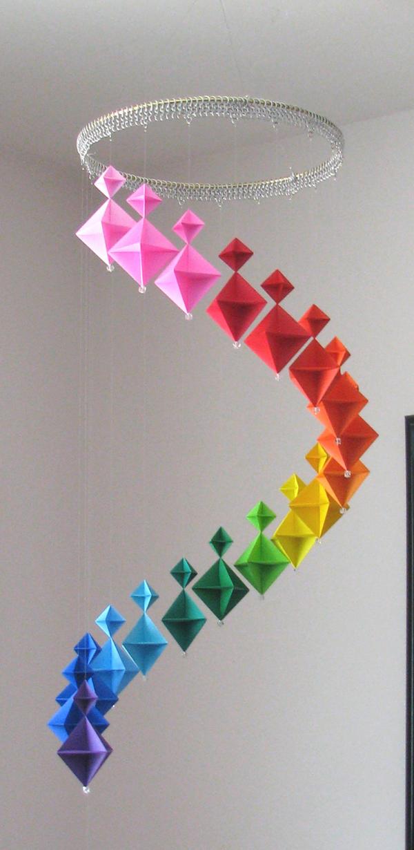 Origami Mobile 3 by gotclawz1