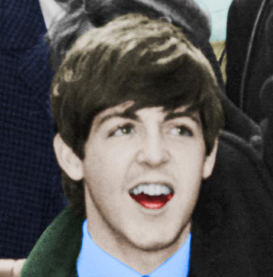 Paul McCartney 1964