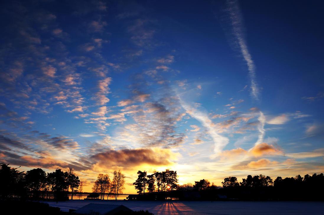 Sunset by Slabg8r