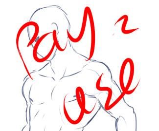 Varied Male Pose Pack 6 - Updated by ShadowInkWarrior