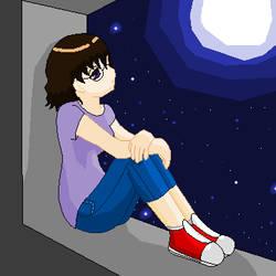 32. Night by AkatsukiPie