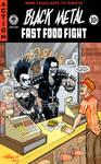 Black Metal Fast Food Fight