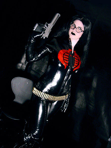 Myself as The Baroness by paigey