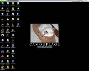 Desktop by Iamnotjim