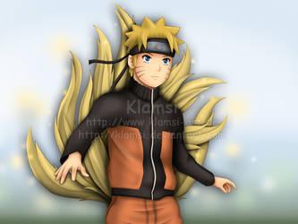 The new Naruto by Klamsi