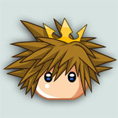 Anime Icons - Sora by Klamsi