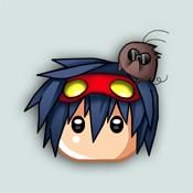 Anime Icons -  young Simon by Klamsi