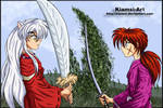 InuYasha Kenshin Crossover