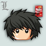 Anime Icons - L