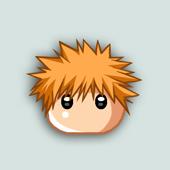 Anime Icons - Ichigo by Klamsi