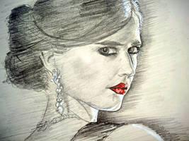 Bond girl Eva Green.