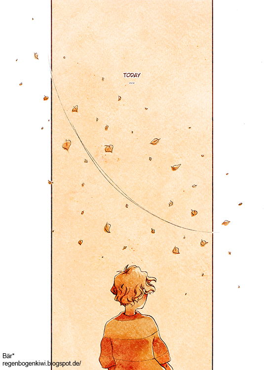 Brave  Page 1 by FraeuleinBaer