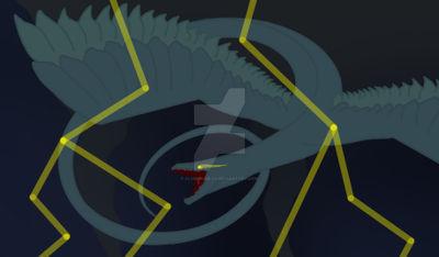 Galeoris, the Aetherwyrm!