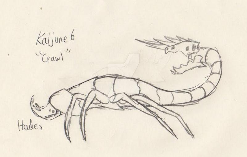 Kaijune 6 - Crawl