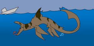 Lizard Shark Pog