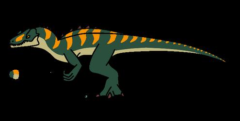 The Best Dinosaur ever.