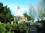 An Impression of Ifield Church