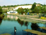 Impression  Blue Water Lake
