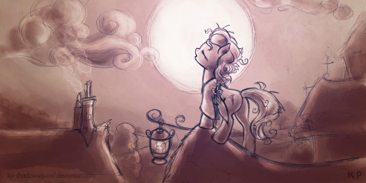 Lunatic by KP-ShadowSquirrel