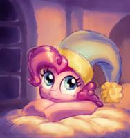 Good Night Pinkie Pie by KP-ShadowSquirrel