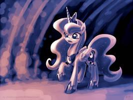Surprised Luna by KP-ShadowSquirrel