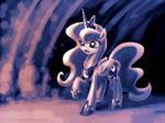 Surprised Luna
