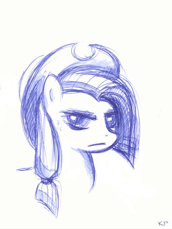 Lemonjack Sketch by KP-ShadowSquirrel