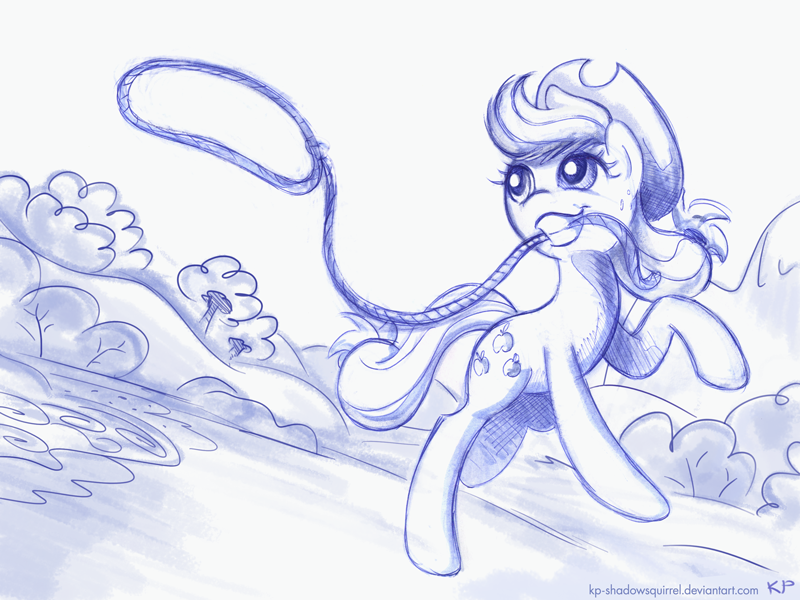 Lasso It Up by KP-ShadowSquirrel