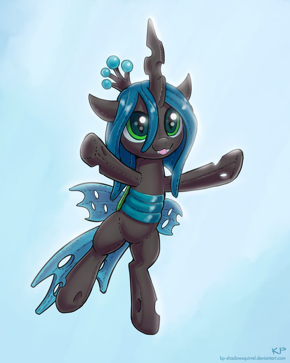 Hug Me Chrysails by KP-ShadowSquirrel