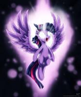 Princess Of Magic by KP-ShadowSquirrel