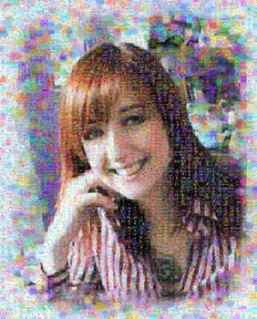 Lauren Faust Pony Mosaic