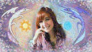Lauren Faust Pony Mosaic - Wallpaper