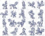 Guard Sketches