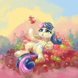 All those Apples