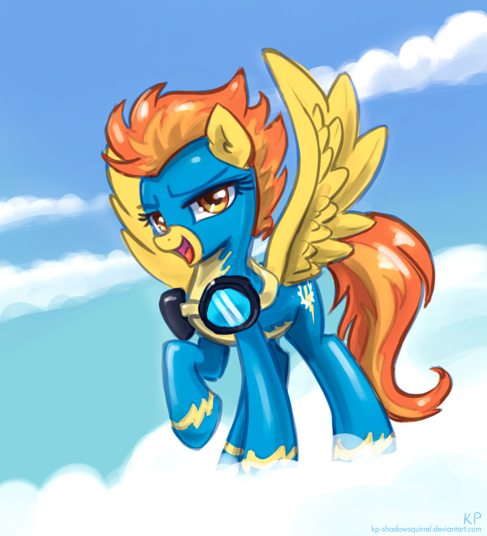 Spitfire Is Awesome! By KP-ShadowSquirrel On DeviantArt